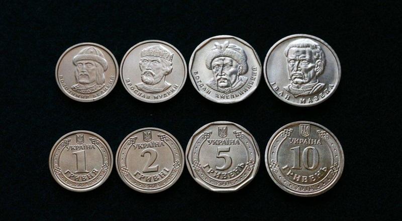 какая валюта в Украине