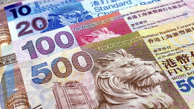 какая валюта в Гонконге