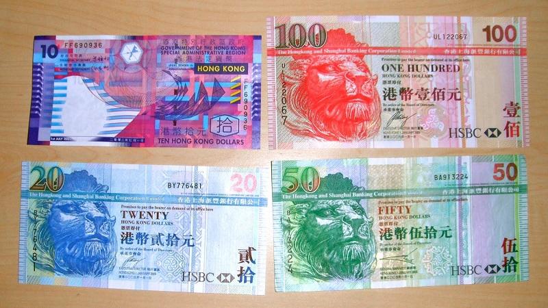 Защита гонконгского доллара