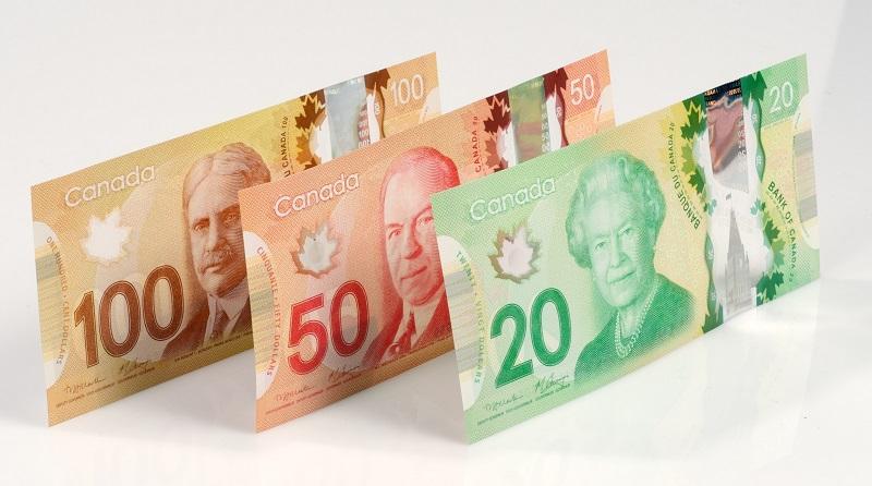 сколько стоит канадский доллар