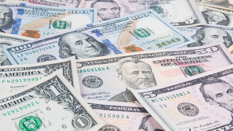 какие бывают купюры долларов
