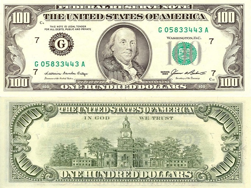 национальная валюта США