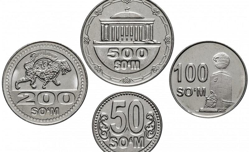 какая валюта в Узбекистане