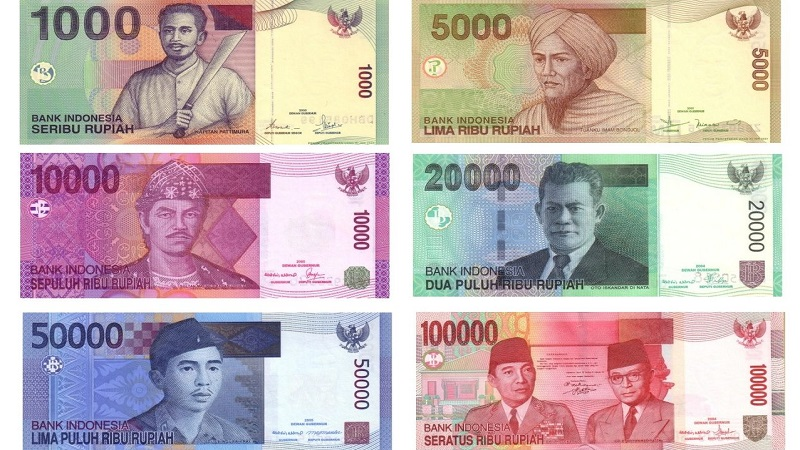 какая валюта в Индонезии