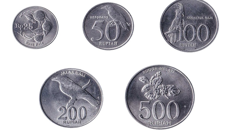 какую валюту брать на Бали