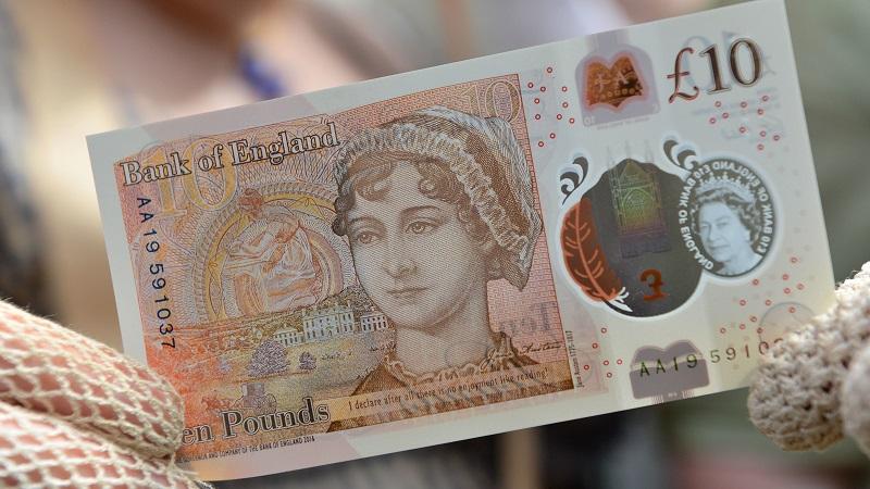 название английской валюты