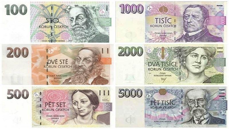 какая валюта в Праге