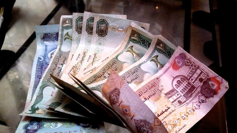 какая валюта в Арабских Эмиратах