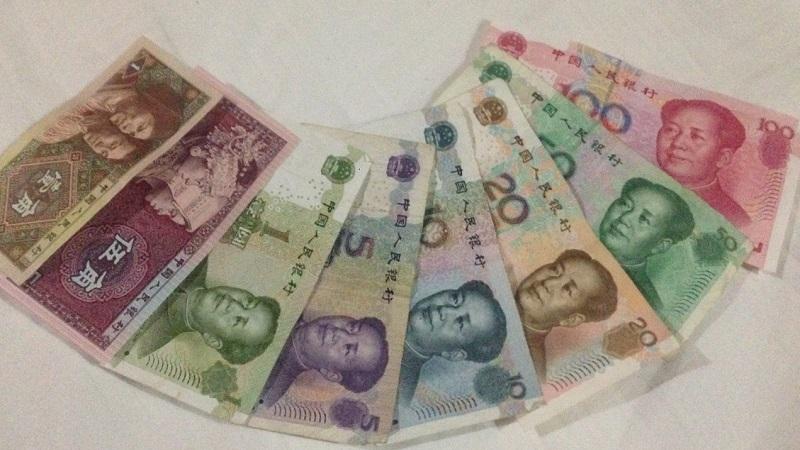 как называется китайская валюта