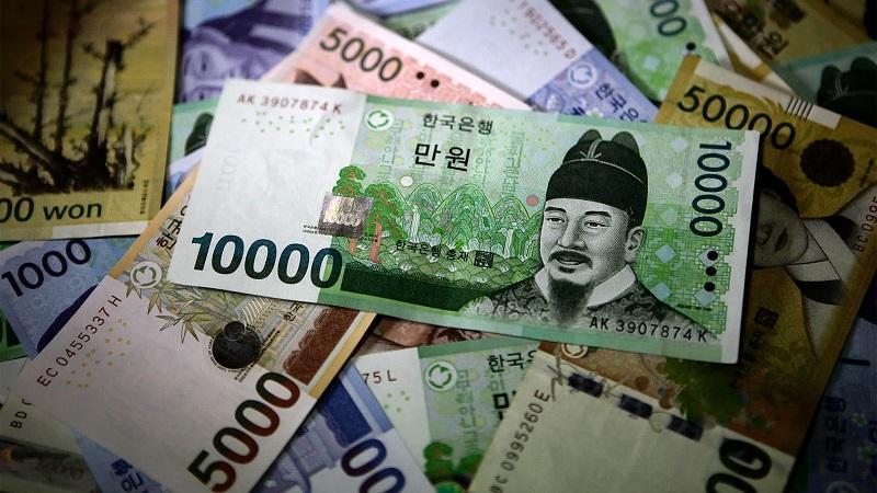 какая валюта в Корее