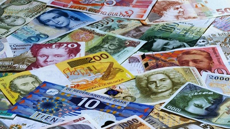 валюты мира и их знаки